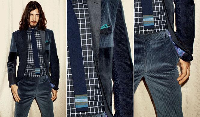 ETRO|メンズ初となる2013年秋冬プレコレクションを発表