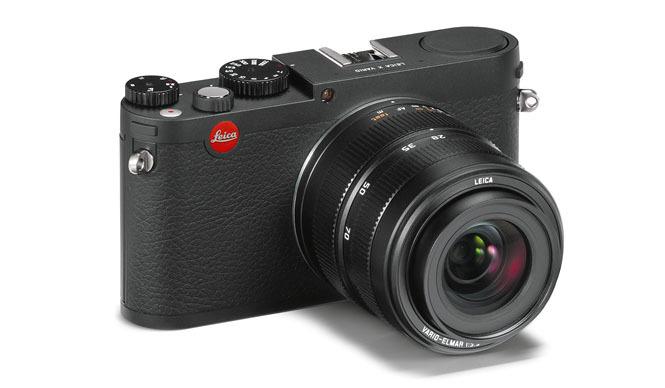 Leica|コンパクトデジタルカメラ「Leica X Vario」登場