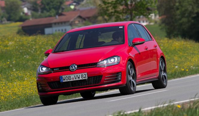 フォルクスワーゲン ゴルフ GTI に試乗|Volkswagen