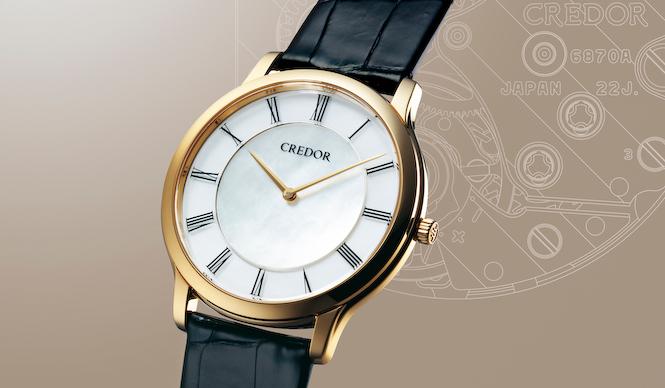 CREDOR|セイコー腕時計100周年記念キャリバー68系限定モデル