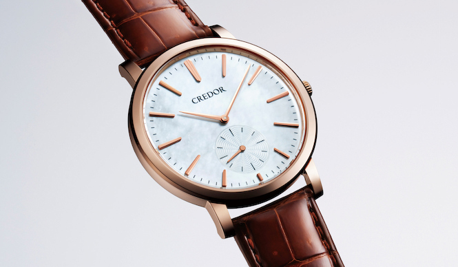 CREDOR|クレドール シグノ セイコー腕時計100周年記念限定モデル