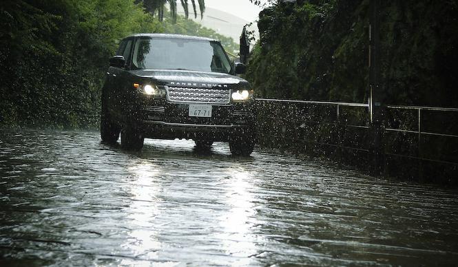 ラグジュアリー SUV レンジローバーの世界|Range Rover