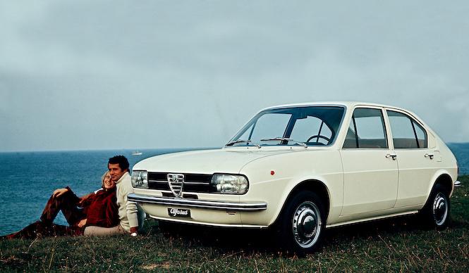 Alfa Romeo Alfasud アルファロメオ アルファスッド
