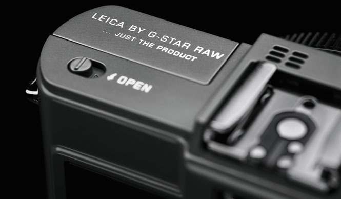 Leica|ライカ 特別限定モデル「ライカD-LUX6 G-STAR RAWエディション」