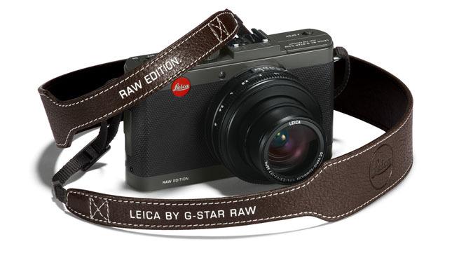 Leica ライカ 特別限定モデル「ライカD-LUX6 G-STAR RAWエディション」