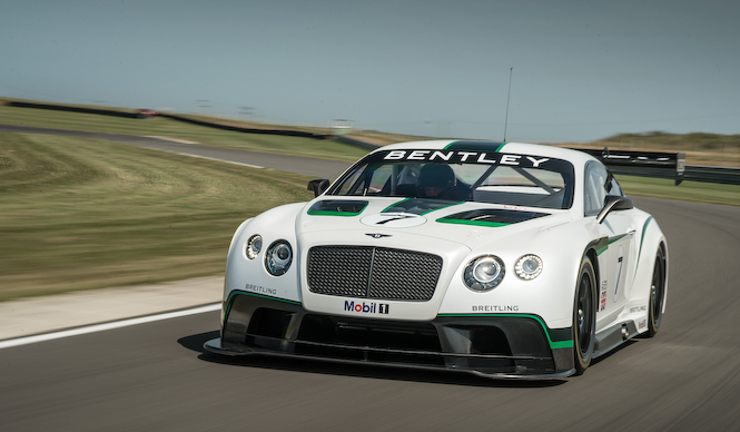 ベントレー コンチネンタル GT3 の詳細発表|Bentley