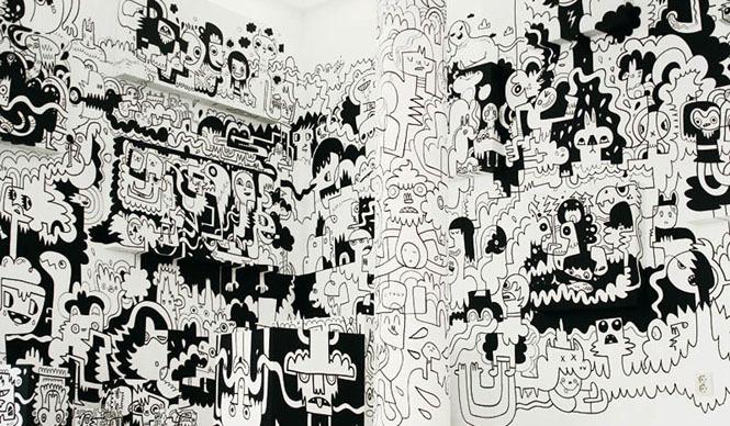 NOOKA|マシュー・ワォルドマン Vol.33 「アーティスト、Jon Burgermanにインタビュー」
