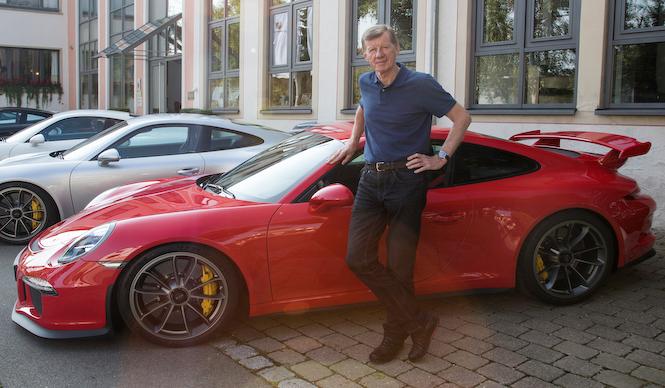ポルシェ 911 GT3 に試乗|Porsc...