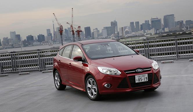 フォード フォーカス・スポーツ 長期レポート 第1回|Ford