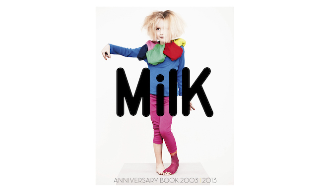 BOOK|『MilK』創刊10周年を記念した写真集を世界同時発売