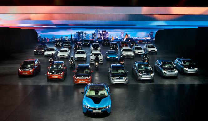 フランクフルト現地リポート BMW