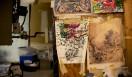 「私たちはアーティストだから、家なき子というのかな、孤児が寄り集まって3人でいるような具合だったわ」(乃り子)