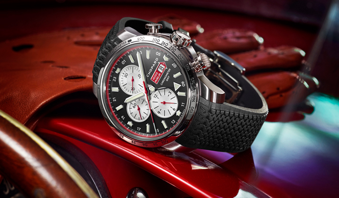 wholesale dealer 3a2e8 59ac1 Chopard|カーレースのエスプリを時計に再現 | Web Magazine OPENERS