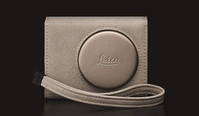 Leica|ライカ ライカC用ツイスト ライトゴールド 1万500円(2013年11月発売)&ライカC用ハンドストラップ ライトゴールド 4200円(2013年11月発売)