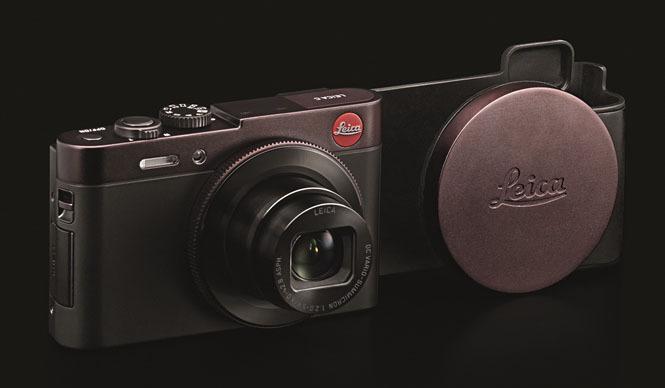Leica|ライカ ライカC用スナップ ダークレッド 8400円(2014年1月発売)