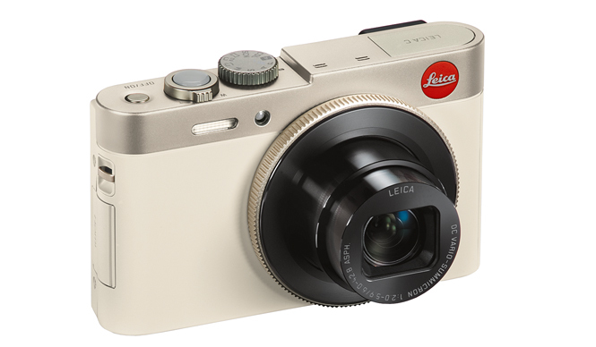 Leica|ライカ ライカC ライトゴールド オープン価格(2013年10月発売)