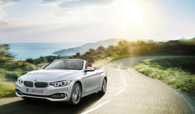 BMW 4 Series Cabriolet Luxury line ビー・エム・ダブリュー 4シリーズ カブリオレ ラグジュアリー ライン
