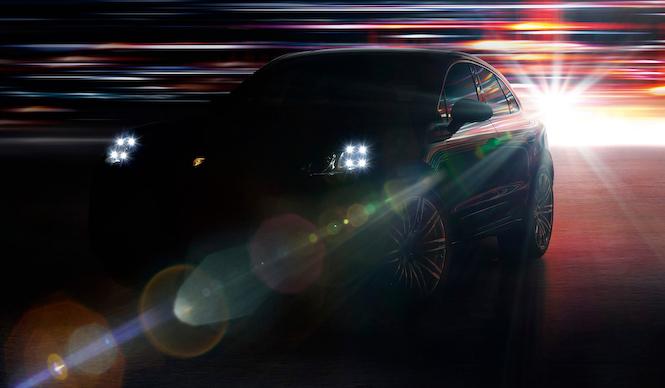 新型コンパクトSUV「マカン」が登場 Porsche