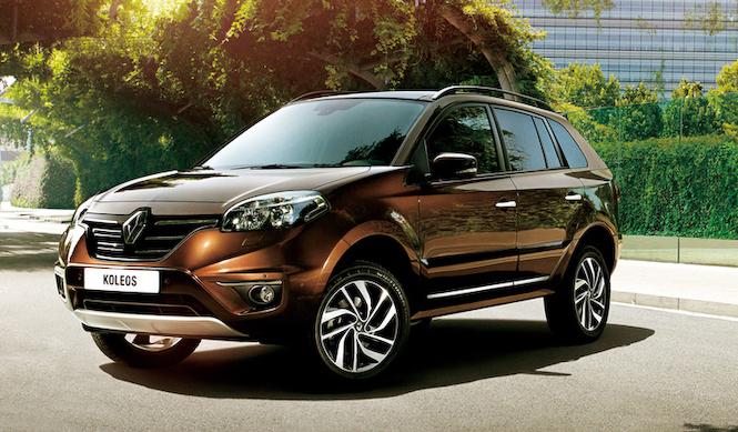 最新のルノー顔になった「コレオス」国内導入 Renault
