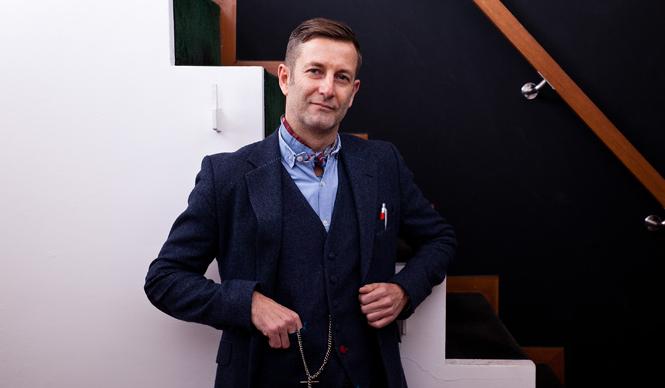 Holland Esquire|デザイナー、ニック・ホーランド氏にインタビュー