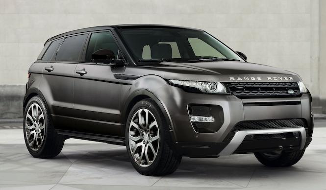 レンジローバー イヴォークに特別装備モデル 登場 Range Rover