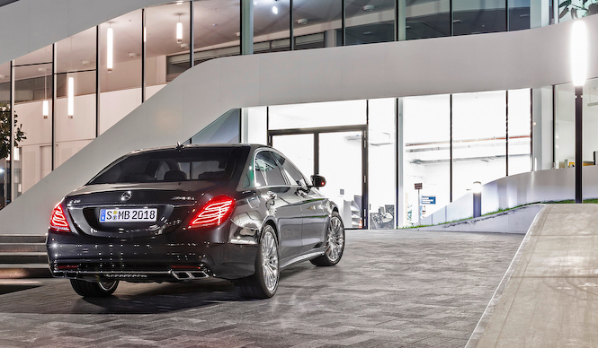 S 65 amg mercedes benz web magazine for Mercedes benz home page