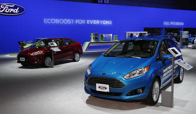 2013年の女性が選ぶイヤーカーに「フィエスタ」|Ford