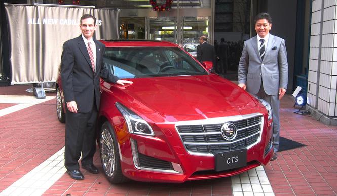 パフォーマンスと高級感を向上させた3代目CTS|Cadillac