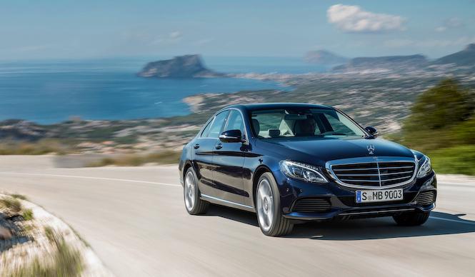 新型Cクラス発表|Mercedes-Benz