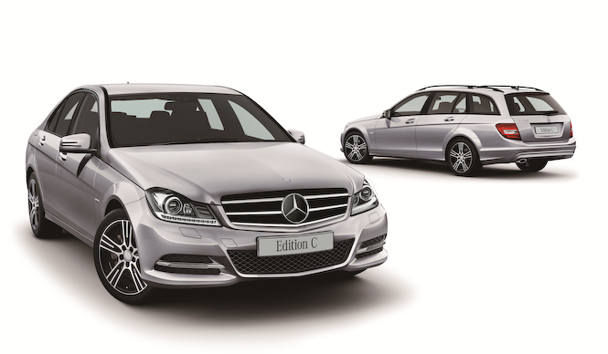 Cクラスに特別仕様車「Edition C」|Mercedes-Benz