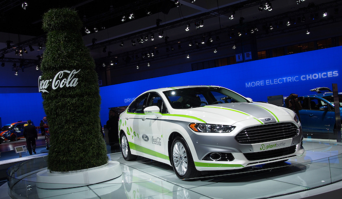 フォードが取り組む持続可能なモビリティ|Ford