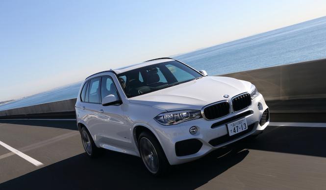 あたらしいX5を国内で試乗|BMW