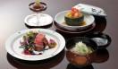 「かみくら」。趣向を凝らした本格派の京料理が楽しめる
