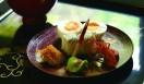 「瓢亭」。歴史ある茶室で供される「如月の特別献立」