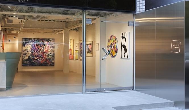 "ART|""現代アートのセレクトショップ"" 「WALLS TOKYO」がオープン"