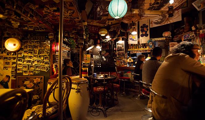 角田陽太|「東京浪漫酒場」|第六回 国立「カラスの家」