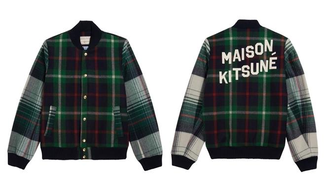 MAISON KITSUNÉ|東京店1周年記念の限定アイテム発売
