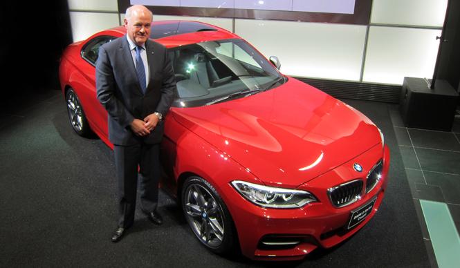 駆け抜ける歓びを凝縮した「2シリーズ クーペ」が日本デビュー|BMW
