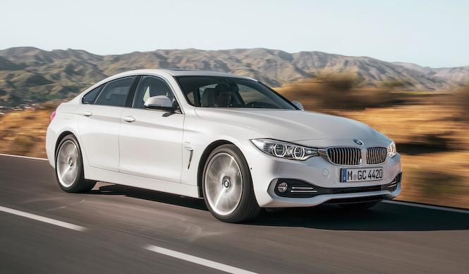 BMW 4 Series Gran Coupe Luxury ビー・エム・ダブリュー 4シリーズ グラン クーペ ラグジュアリー