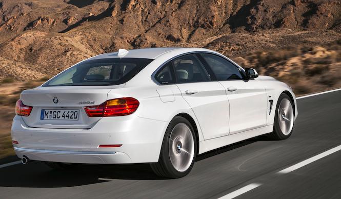 BMW 4 Series Gran Coupe Luxury|ビー・エム・ダブリュー 4シリーズ グラン クーペ ラグジュアリー