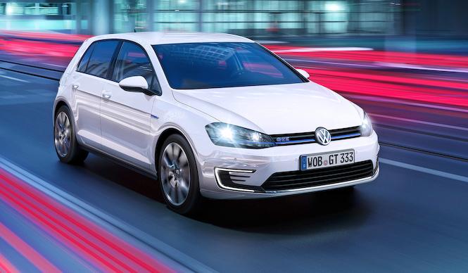 ゴルフにプラグインハイブリッドモデルを追加|Volkswagen