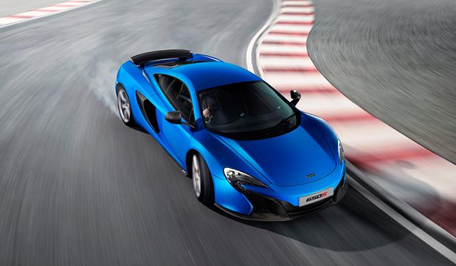 マクラーレン 650Sのスペックがあきらかに|McLaren