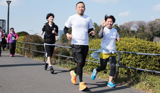 Run for Children Tohoku in adidas RUNBASE 2014 20