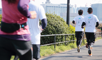 Run for Children Tohoku in adidas RUNBASE 2014 10
