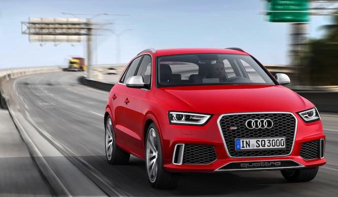 Audi Q3 / RS Q3誰遜?達?蔵達?側達??達?贈 Q3 / RS Q3 | Web Magazine OPENERS