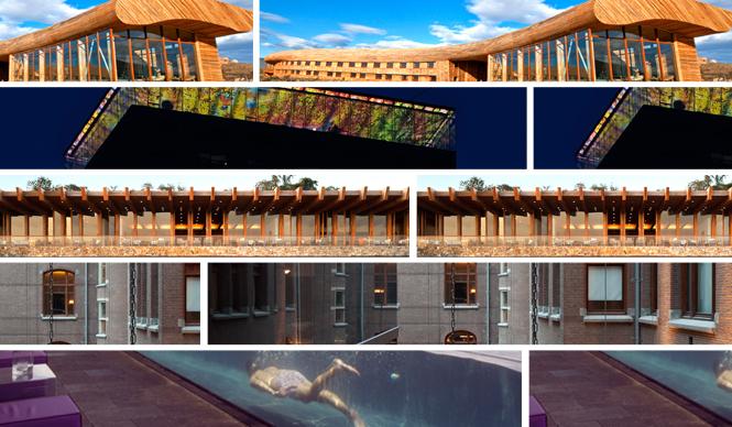 TRAVEL|建築マニア垂涎ものの建築美ホテル10選
