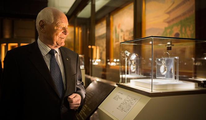 Patek Philippe|名誉会長に訊く - パテック フィリップ175年の歴史