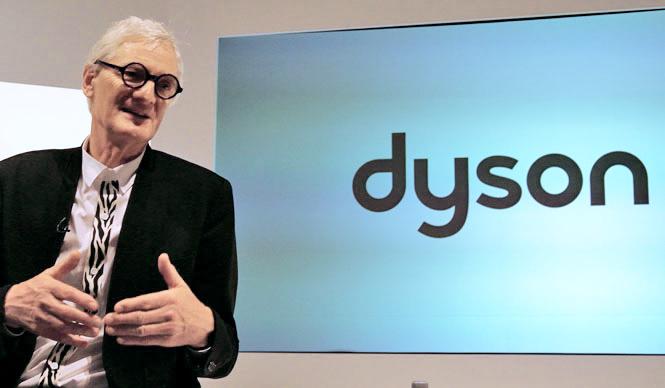 ジェームズ・ダイソンが語る新製品と研究開発