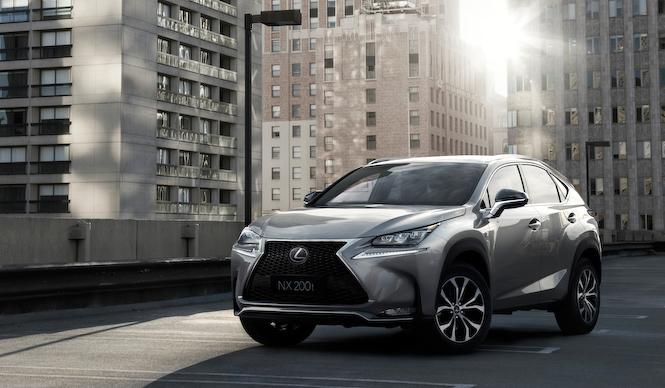 新コンパクトSUV、Lexus NXがワールドプレミア|Lexus