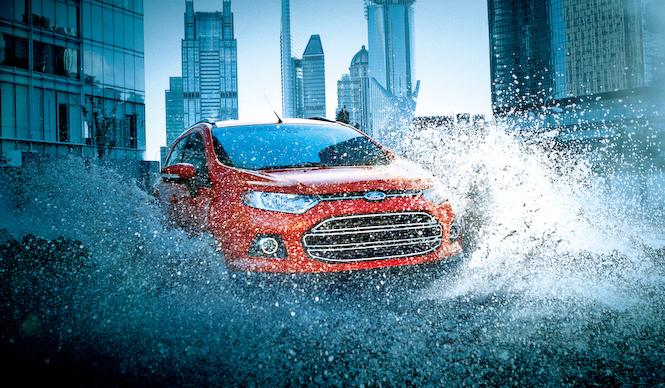 コンパクトSUV「エコスポーツ」上陸|Ford